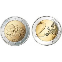 Finland 2 euro 2017 UNC - type 2