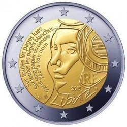 Frankrijk 2 euro 2015 '225 jaar Feest van de Federatie' UNC