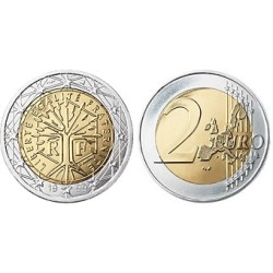 Frankrijk 2 euro 2003 UNC - type 1