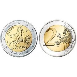 Griekenland 2 euro 2007 UNC - type 2