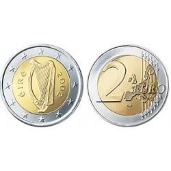 Ierland 2 euro 2002 UNC - type 1