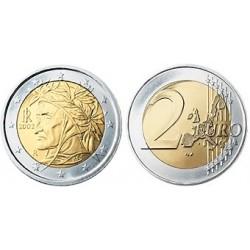 Italie 2 euro 2002 UNC - type 1