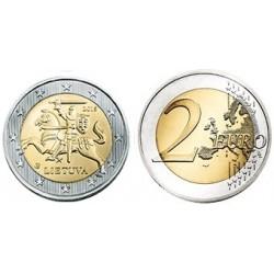 Litouwen 2 euro 2015 UNC - type 1