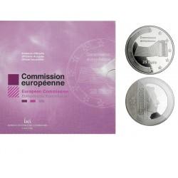 Luxemburg 25 euro 2006 Europese Commissie - Proof