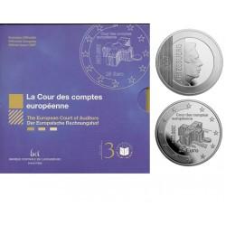 Luxemburg 25 euro 2007 Europees Gerechtshof - Proof