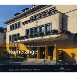 Luxemburg BU set 2021