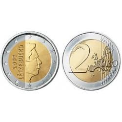 Luxemburg 2 euro 2002 UNC - type 1