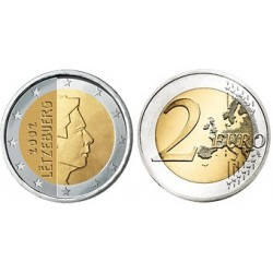 Luxemburg 2 euro 2007 UNC - type 2