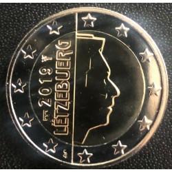 Luxemburg 2 euro 2019 UNC - type 3