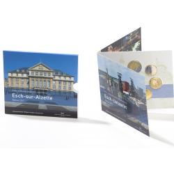 Luxemburg BU set 2017