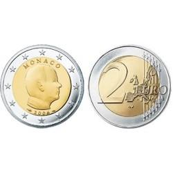 Monaco 2 euro 2006 UNC - type 2