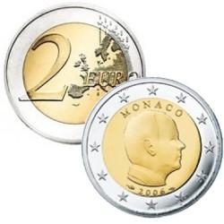 Monaco 2 euro 2020 UNC - type 3