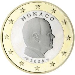 Monaco 1 euro 2020