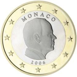 Monaco UNC set 2007 zonder muntteken