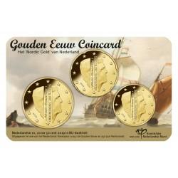 Nederland 2019: Gouden Eeuw in coincard