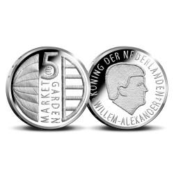 Nederland 5 euro 2019 Market Garden UNC