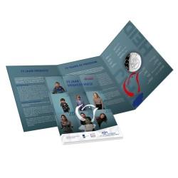 Nederland 5 euro 2020 75 Jaar Vrijheid Zilver Proof