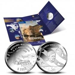 Nederland 5 euro 2020 Woudagemaal Zilver Proof