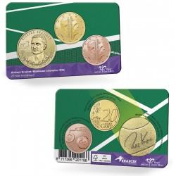 Nederland 2021: Richard Krajicek Wimbledon in coincard