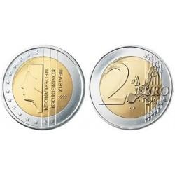 Nederland 2 euro 2000 UNC - type 1