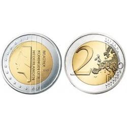Nederland 2 euro 2007 UNC - type 2