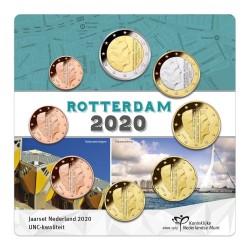 Nederland UNC blister set 10  - 2021