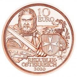 Oostenrijk 10 euro 2020 Standvastigheid (koper) UNC