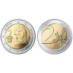 Oostenrijk 2 euro 2002 UNC - type 1