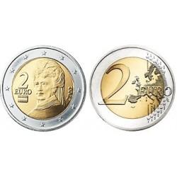 Oostenrijk 2 euro 2010 UNC - type 2
