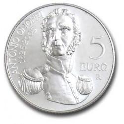 San Marino 5 euro 2005 'Antonio Onofri´ UNC