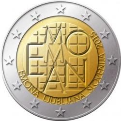 Slovenie 2 euro 2015 'Emona' UNC