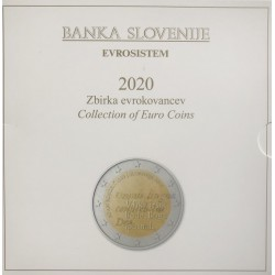Slovenie BU set 2020