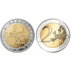 Slovenie 2 euro 2007 UNC - type 1