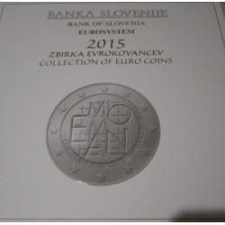 Slovenie BU set 2015