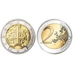Slowakije 2 euro 2009 UNC - type 1