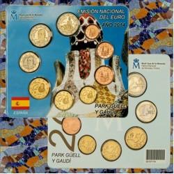 Spanje BU set 2014