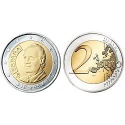 Spanje 2 euro 2007 UNC - type 2