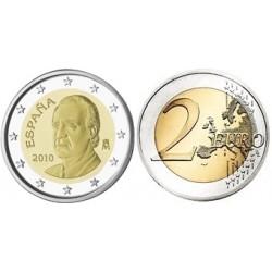 Spanje 2 euro 2010 UNC - type 3
