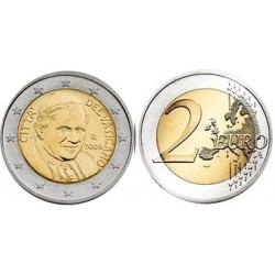 Vaticaan 2 euro 2007 UNC - type 4