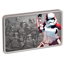 2021 Star Wars Guards of the Empire 6) EXECUTIONER TROOPER™ - Niue 2 dollars silver coin