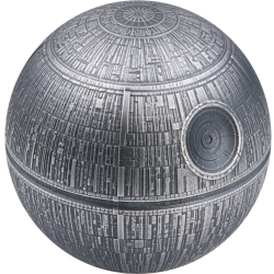 2021 Star Wars Classics Death Star™ - Niue 100 dollars 1 kg silver coin