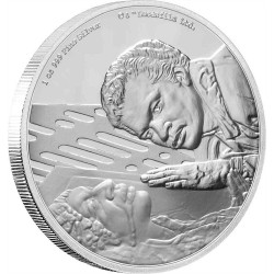 2020 Star Wars Classics 15) LANDO CALRISSIAN™ - Niue 2 dollars 1 oz silver coin