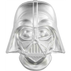 2019 Star Wars Helmets 1) DARTH VADER - Niue 5 dollars 2 oz silver coin