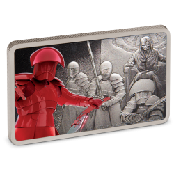 2020 Star Wars Guards of the Empire 4) PRAETORIAN GUARD™ - Niue 2 dollars silver coin