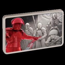 2020 Star Wars Guards of the Empire 4) PRAETORIAN GUARD™ - Niue 2 dollars silver coin