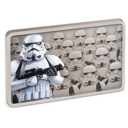 2020 Star Wars Guards of the Empire 1) STORMTROOPER™ - Niue 2 dollars silver coin