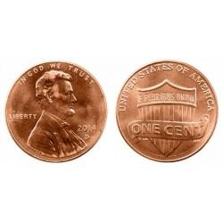 US 1 cent 2015 D
