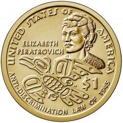 US Native Dollar 2020 - D