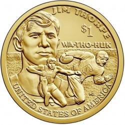 US Native Dollar 2018 - D