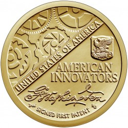 US American Innovative Dollar 2018 - 1 Introductory Coin D